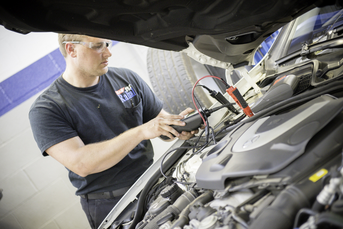 Bobby Rahal Careers - Automotive Technicians