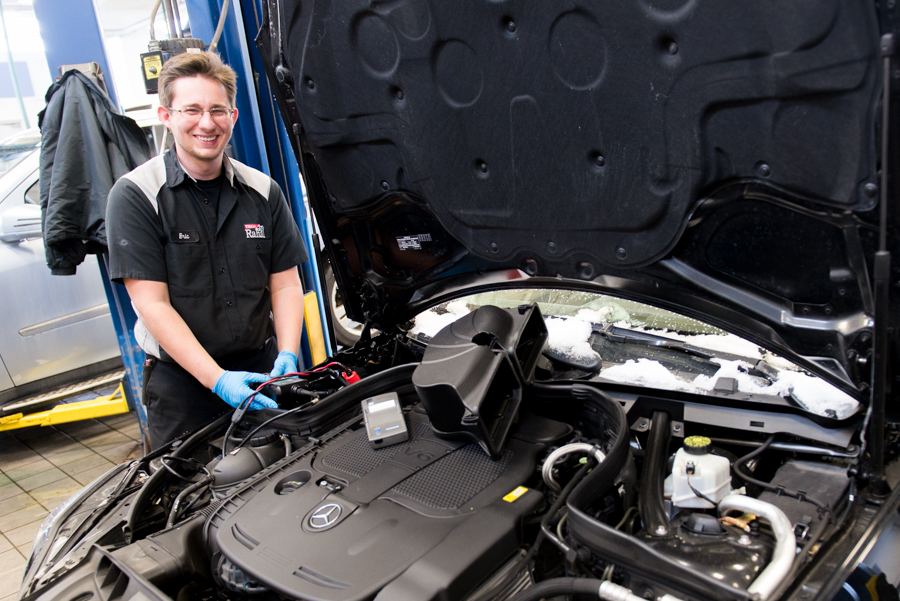 Automotive Technicians - BOBBY RAHAL AUTOMOTIVE GROUP