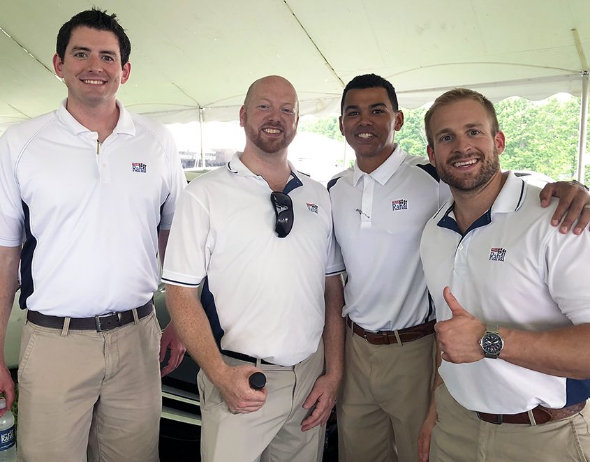 Bobby Rahal Careers - Sales Consultants at the 2018 PVGP